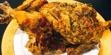 Arabic Roast Chicken