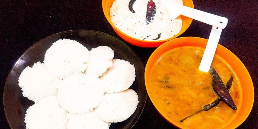 South Indian Idli