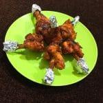 Crispy Chicken Lollipop