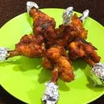 Crispy Chicken Lollipop