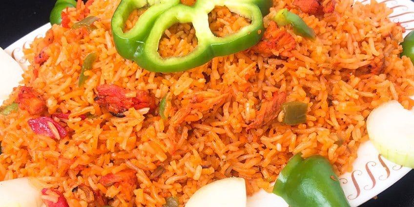 Sigdi Smoked Rice