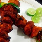 Tandoori Chicken Tikka