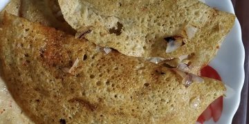 multi grain dosa recipe
