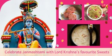 Janmashtami Recipes