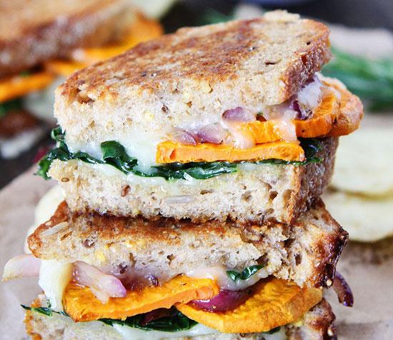Sweet-Potato-Kale-Grilled-sandwich