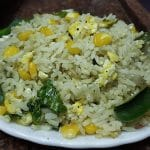 Egg Corn Fried Rice Recipe