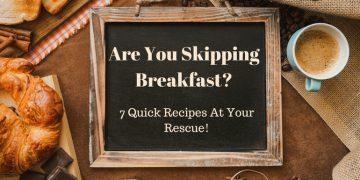 instant breakfast recipes