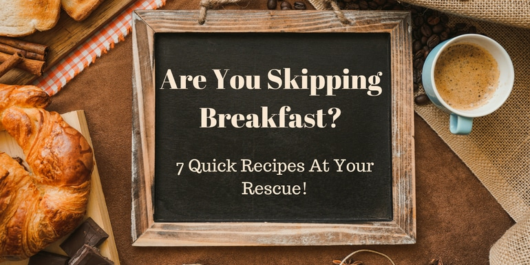 instant breakfast recipes