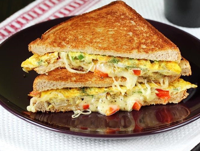 Bread & Egg Sandwiches