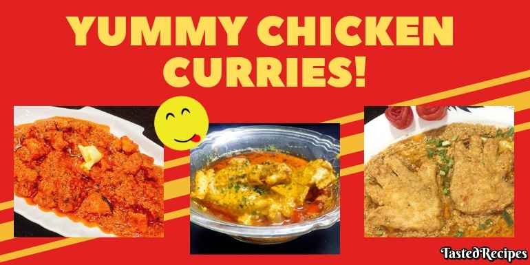 Chicken Curries Recipes