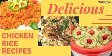 chicken rice recipes