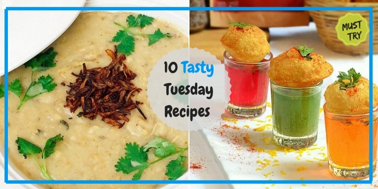 tasty tuesday recipes