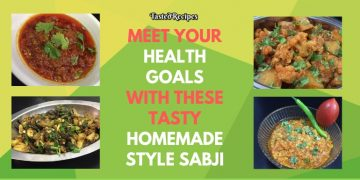 indian sabji recipes