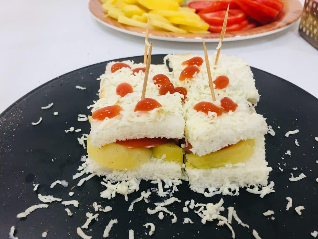 Travel Food Ideas