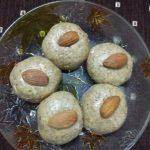Peanut Almond Ladoos
