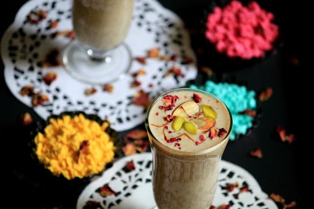 Indian Fusion Drinks