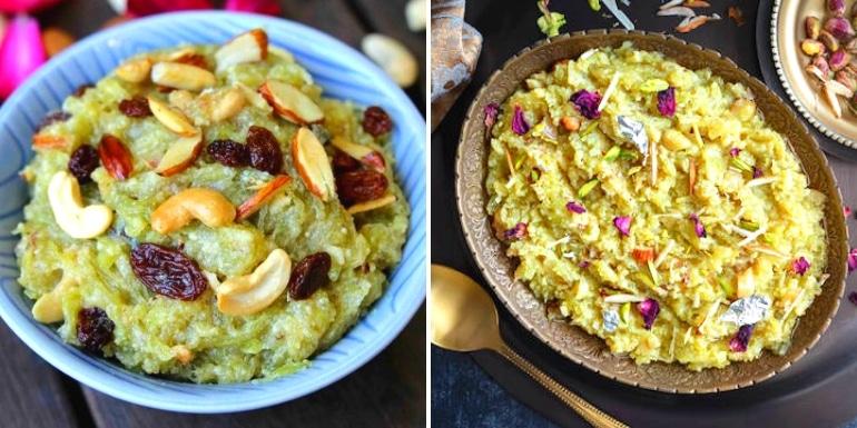 Dudhi Ka Halwa Recipes