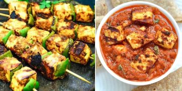 paneer recipes