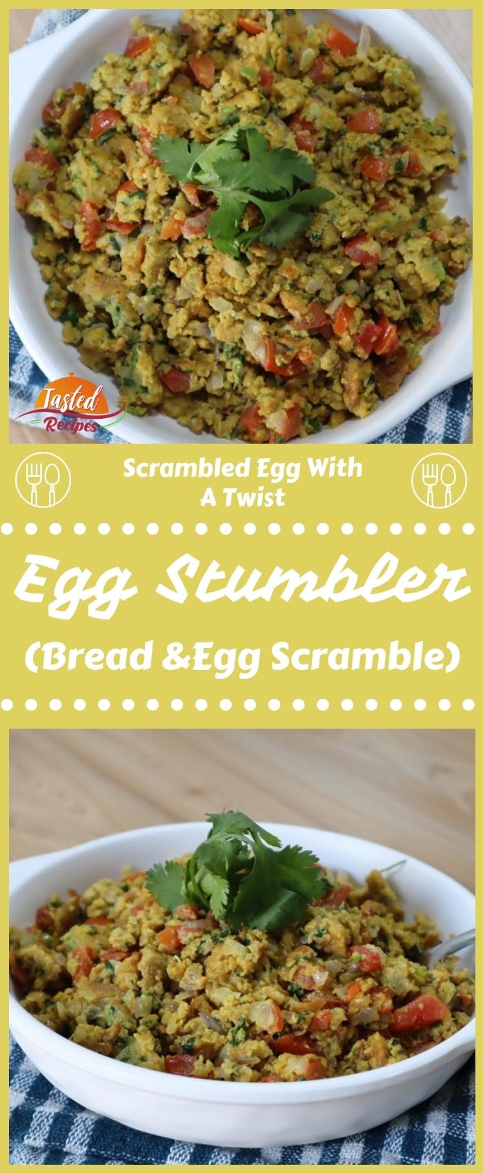Egg Stumbler