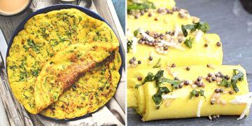 indian breakfast recipes