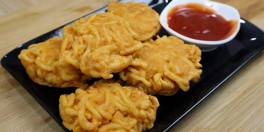 maggi fritters