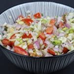 Indian Kachumbar salad