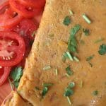 veg omlete