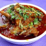 Hyderabadi mutton paya