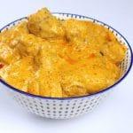 mutton seekh kabab curry